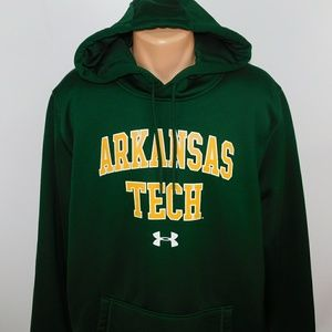 Under Armour Storm Arkansas Tech hoodie. XL